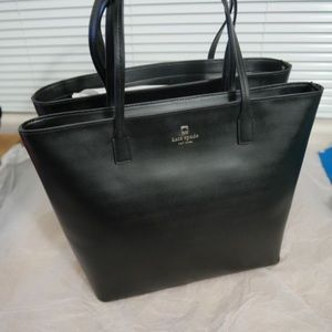 Kate Spade Weller Street Tori Leather Tote